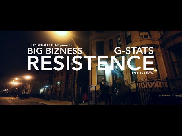 (Bankai Fam#7)Gstats- Resistence feat Big Bizness #10 (Produced by Raw)