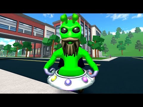 HOW TO BE AN ALIEN IN ROBLOXIAN HIGHSCHOOL!!