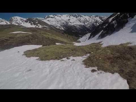 Andorre vall de ransol, collada de meners22/04//2007