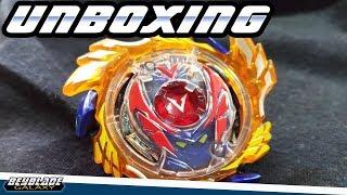 Unboxing Genesis Valtryek .6V.Rb [Hasbro Beyblade Burst Evolution]