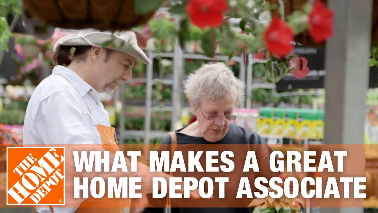 What Makes a Great Home Depot Associate