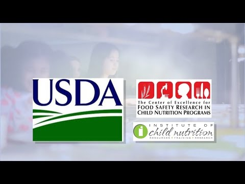Food Safety Partnerships in Child Nutrition Programs