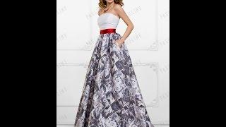Вечернее платье Сюрей TM PAULINE
