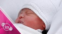 Prinz William & Herzogin Kate: So heißt ihr kleiner Prinz!