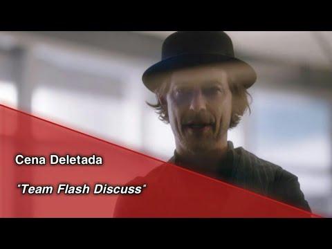 """ElseWorlds • Cena Deletada """"Team Flash Discuss"""". (Legendado)"""