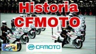 Breve Historia sobre CF Moto recientemente llegada a Argentina Keller 650 cc