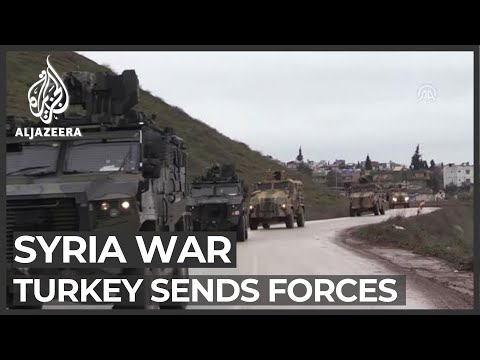 Syria war: Turkey