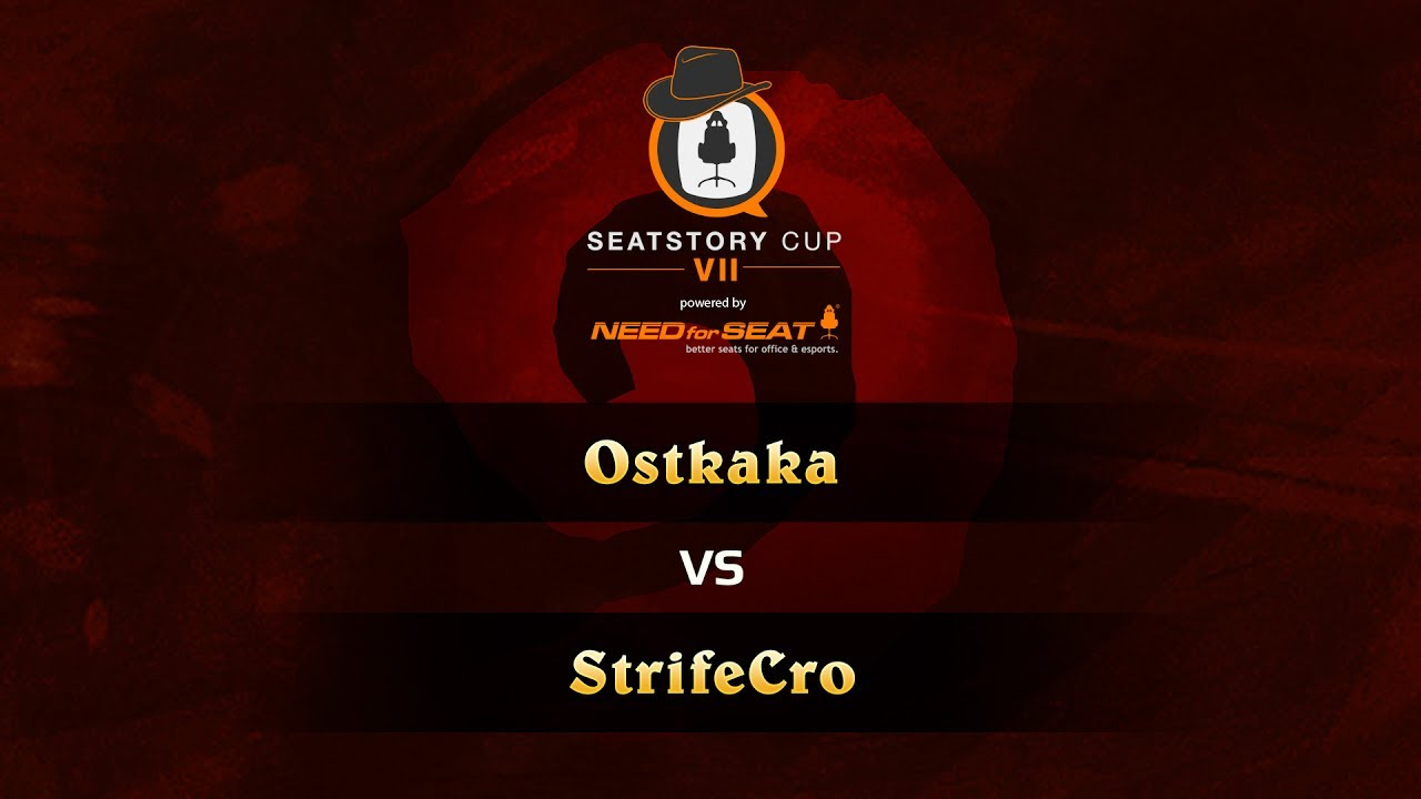 Ostkaka vs StrifeCro, SeatStoryCup 7 Semifinals