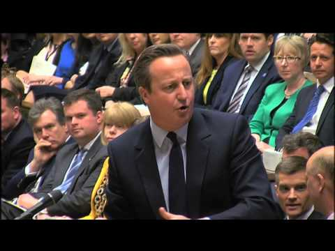 Prime Minister's Questions: 27 April 2016