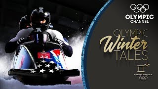 Exclusive behind the scenes access to Bobsleigh at PyeongChang 2018 | Winter Tales