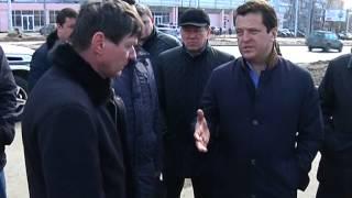 Ильсур Метшин потребовал к 9 мая навести порядок вокруг станции метро «Авиастроительная»