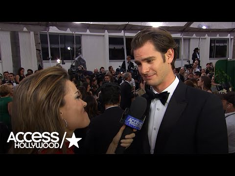 Golden Globes: Andrew Garfield Explains Why Ex Emma Stone Is His Desert Island Pick