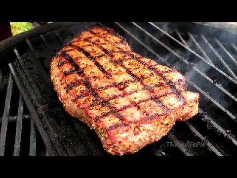 London Broil - How To Grill a Perfect Steak - Is it a London Broil or not?
