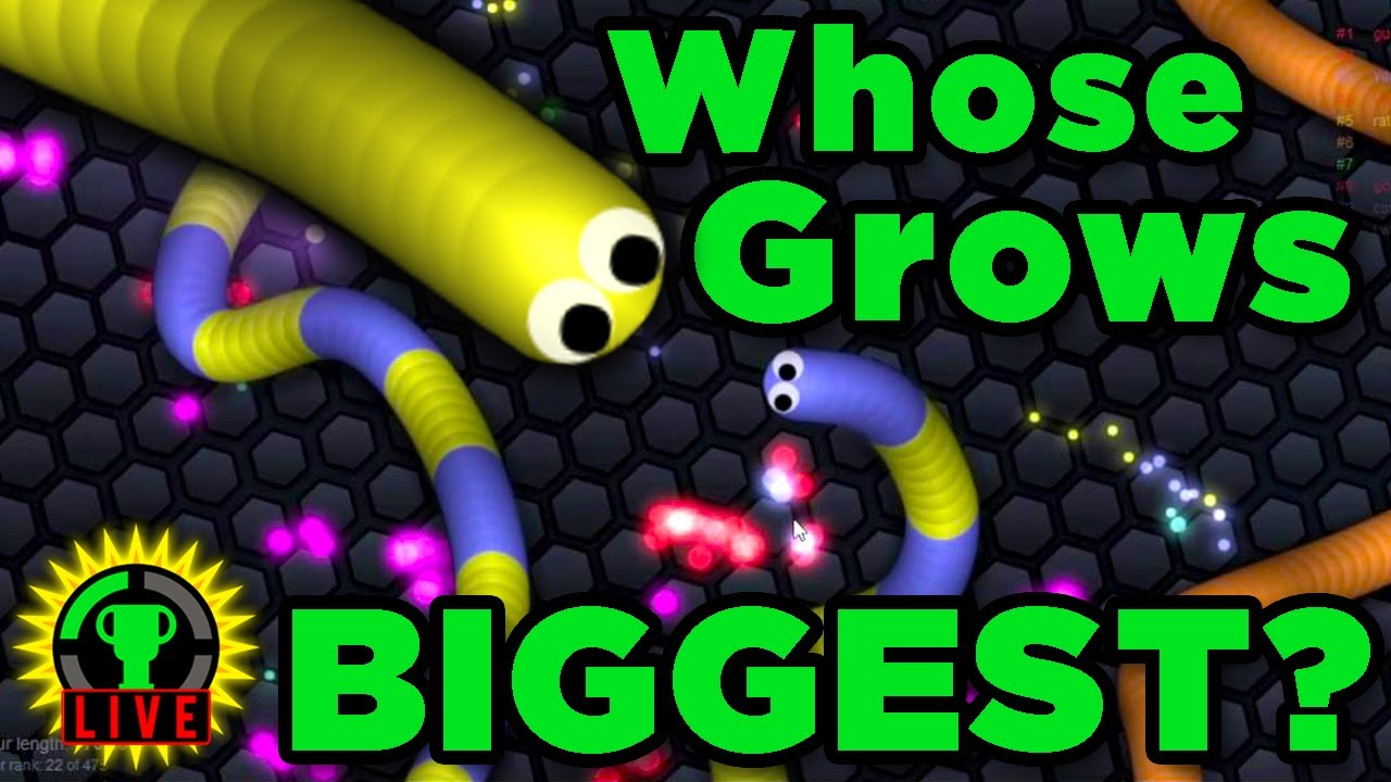 Size DOES Matter - Slither.io (UNEDITED)