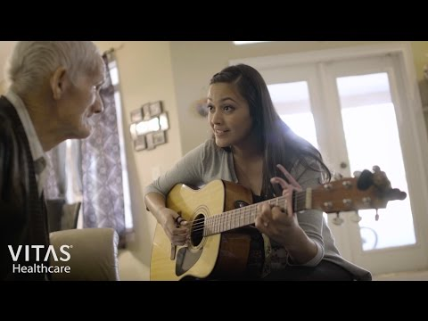 Music Therapy for Hospice Patients: Moments with Erica from VITAS