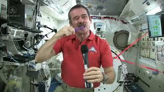 Голливуд на МКС, Пакет Воды Рассказал Правду про Космос Плоская Земля