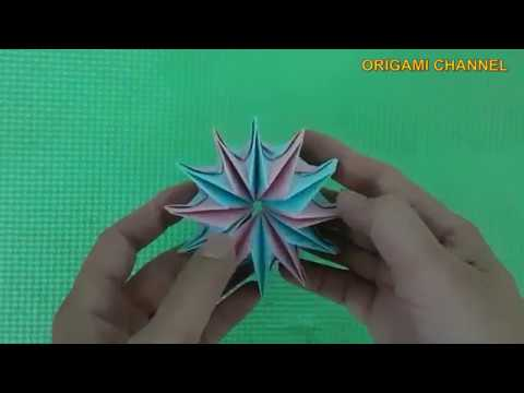 Origami Firework - Yami Yamauchi : 8 Steps (with Pictures ... | 360x480