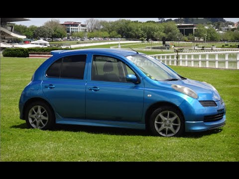 2006 nissan march 12sr 5 door hatchback 5 speed manual youtube rh youtube com manual de usuario nissan march 2017 nissan march 2015 manual de usuario