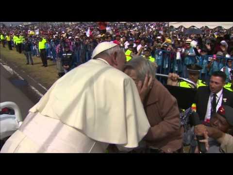 El papa Francisco en Sudamérica - Michael Roa News