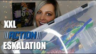 XXL Action HAUL | OMG ESKALATION WEGEN SERVIETTEN | Neuheiten | Aktionen | RealSweetSunny