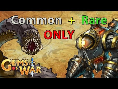 Gems of War: F2P Teams for Newer Players