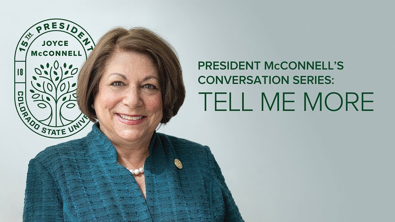 Tell Me More - Presidential Conversation Featuring Change Through Philanthropy