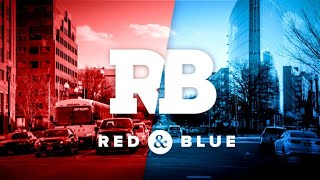 12/10/18: Red and Blue