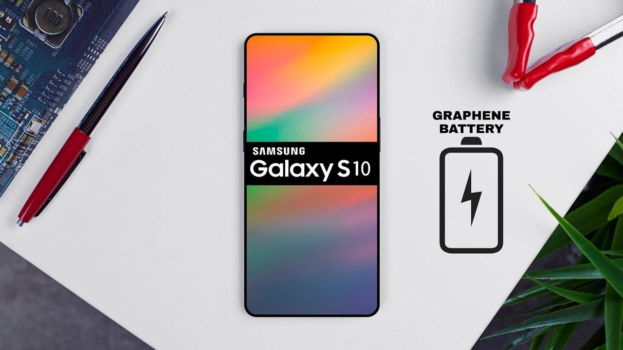 Samsung Galaxy S10 will use Graphene Battery