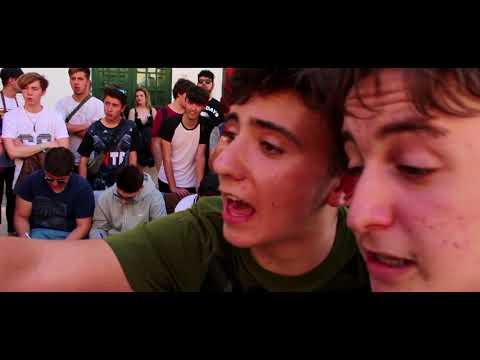 GDA XIX CYSCO C & TAREK vs TIMON & PUMBA Repesca