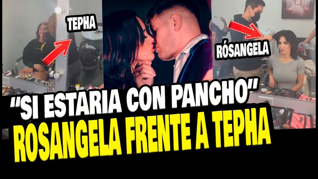 Download RÓSANGELA ESPINOZA DIJO QUE ESTARÍA CON PANCHO FRENTE A TEPHA LOZA EN CAMERINOS