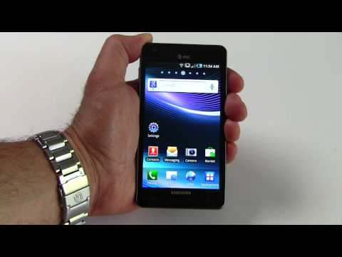 Samsung Infuse 4G Smartphone Video Review - HotHardware