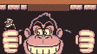 Donkey Kong '94 - All Boss Fights