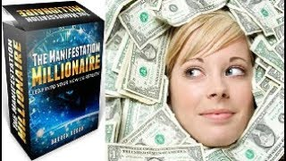 The Manifestation Millionaire Review - Does It Work or Scam?