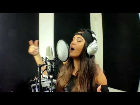 ''MAN DOWN'' RIHANNA ( COVER BY WESSYDEE )
