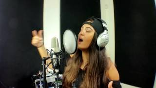 Video ''MAN DOWN'' RIHANNA ( COVER BY WESSYDEE ) download MP3, 3GP, MP4, WEBM, AVI, FLV April 2018