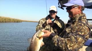 Louisiana Marsh Fishing on Castin