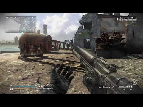 Call Of Duty Ghosts CM Team Deathmatch part 8 WORLD CLASS GAMING