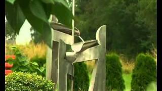 Gartenspringbrunnen - Gartenbrunnen und Zimmerspringbrunnen