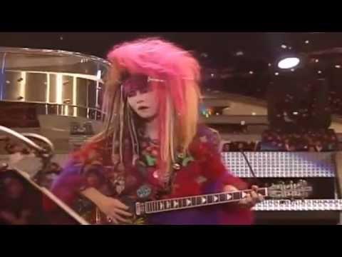 X JAPAN - Endless Rain (Tokyo Dome 1992.1.7) イタリア語に翻訳作詞
