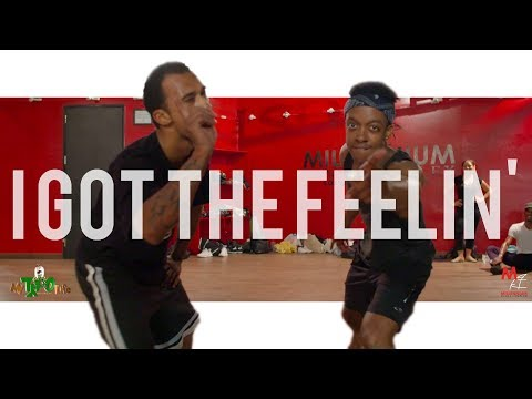 James Brown - I Got The Feelin' | Choreography With Will B Bell