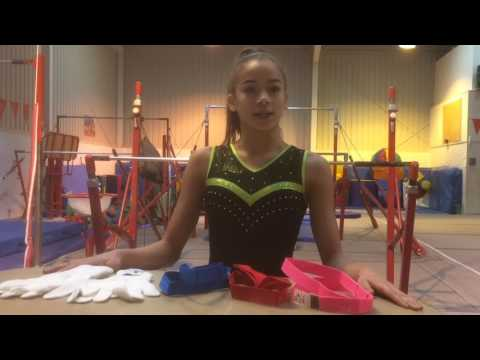 Guide to gymnastic planet metal bar loops and gloves