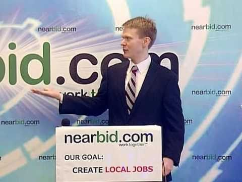 NearBid.com Launch News Conference