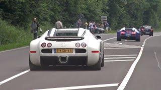 Supercars Accelerating LOUD! Bugatti Veyron, Porsche 918 Spyder, GT-R & More!