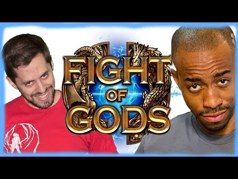 Jesus Christ Super Fighter - Fight of Gods [BAD E-SPORTS] ft. Jesse Cox and Michele Morrow