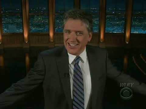 Late Late Show with Craig Ferguson S05 E02 1/6/2009