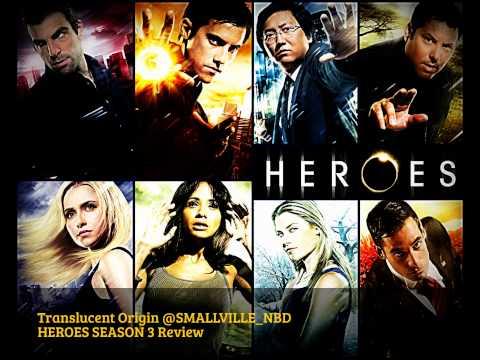 HEROES Season 3 Review