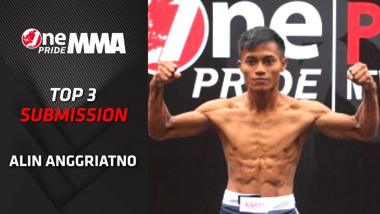 PENERUS SUWARDI!🔥 3 LIlitan Berbahaya Alin Anggriatno    Knock Out One Pride MMA