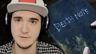ТЕТРАДЬ СМЕРТИ - ФИЛЬМ! (Death Note - Teaser [HD] - Netflix) | РЕАКЦИЯ