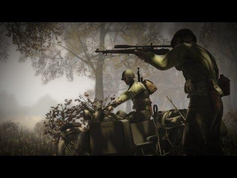 Очередной стрим по Heroes & Generals