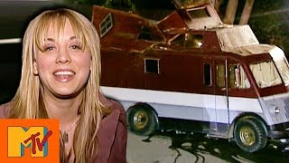 Kaley Cuoco Wrecks A Poor Family's Home | Punk'd